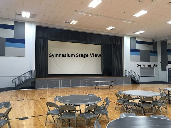 gym stage