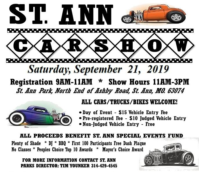 Special Events | Saint Ann, MO - Official Website